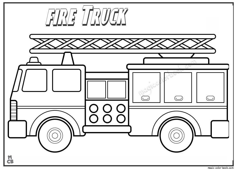 It's just an image of Free Printable Monster Truck Coloring Pages with clipart