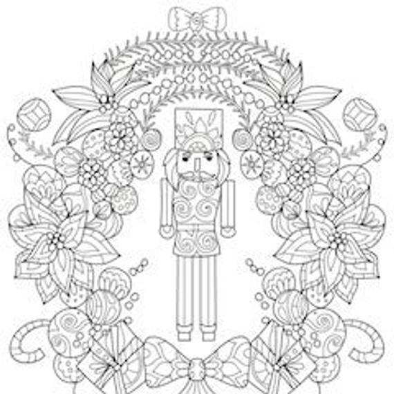 Free Nutcracker Coloring Pages Printable, Download Free Clip Art ...   570x570