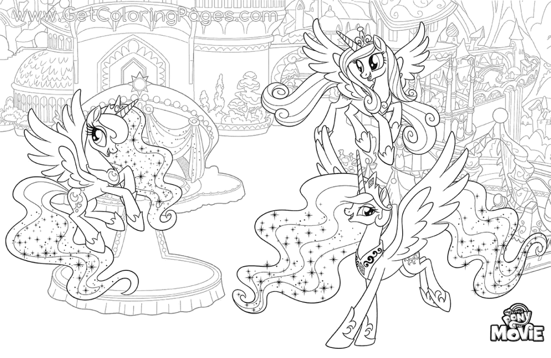 - Alicorn Coloring Pages Ideas - Whitesbelfast