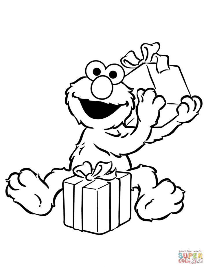 Sesame Street Coloring Pages Ideas Whitesbelfast