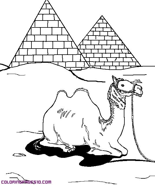 Ancient Egypt Coloring Pages 309   Free Printable Coloring Pages ...   640x537