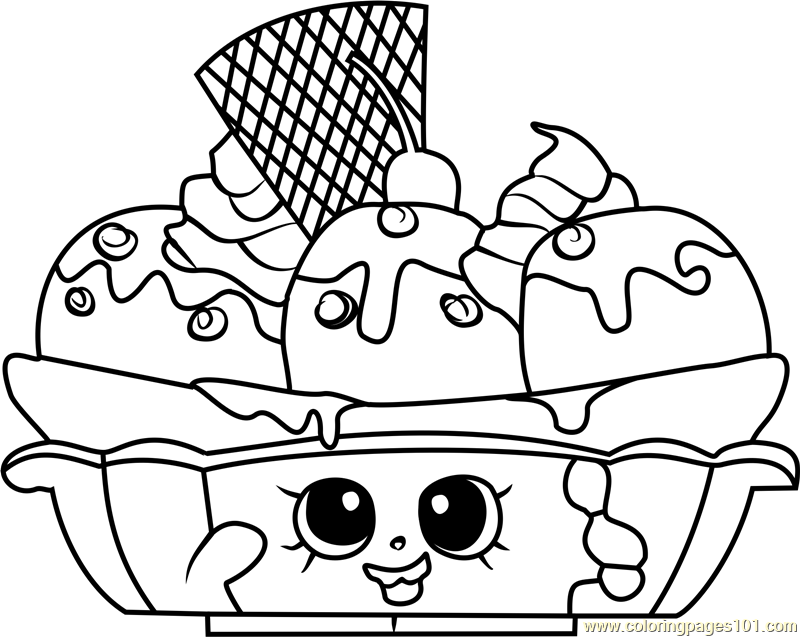 - Shopkins Coloring Pages Pictures - Whitesbelfast