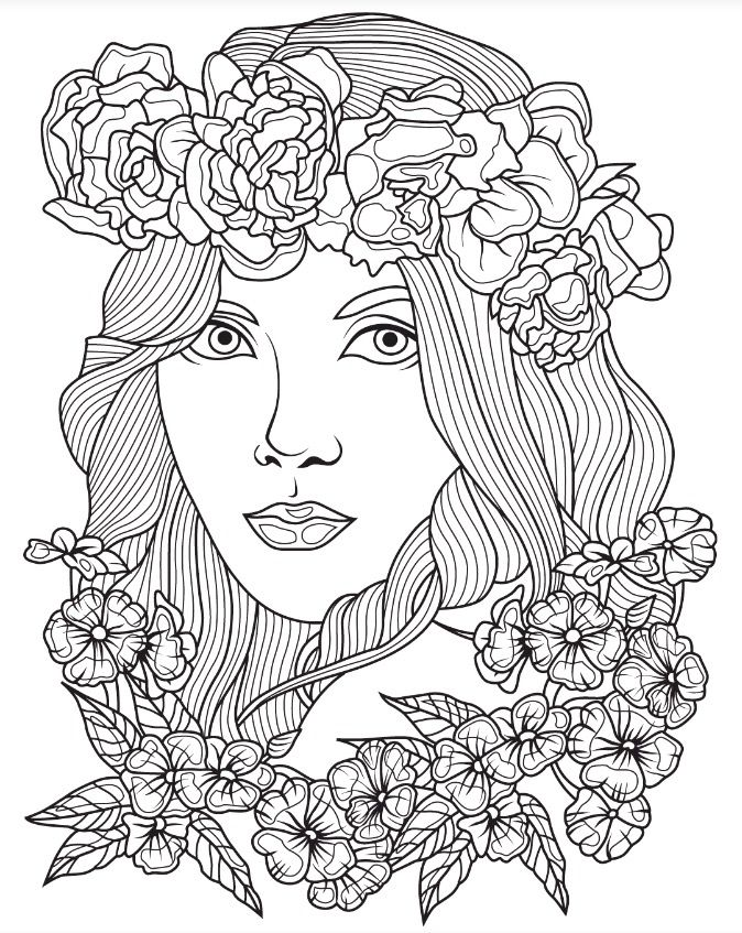 Face Coloring Pages Pictures Free Download - Whitesbelfast.com