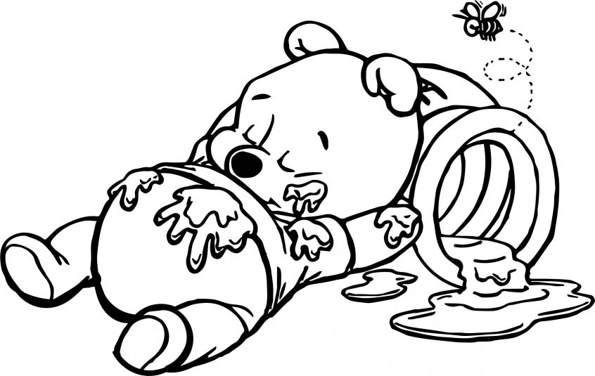 Winnie The Pooh Coloring Pages Gallery Whitesbelfast Com