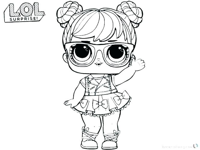 Lol Surprise Coloring Pages Collection Whitesbelfast Com