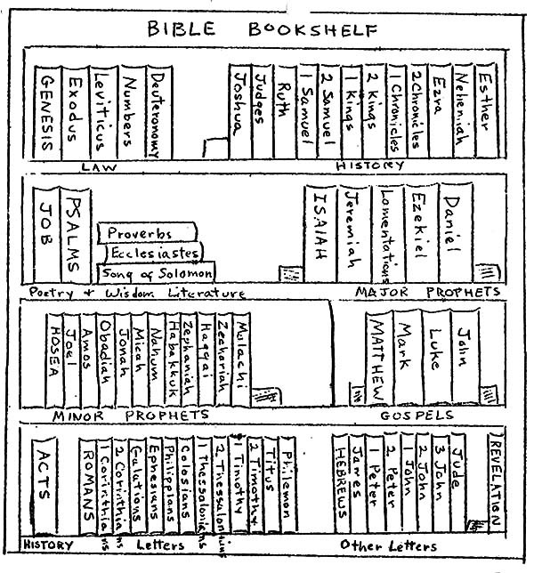 Books Of The Bible Coloring Pages Picture - Whitesbelfast.com