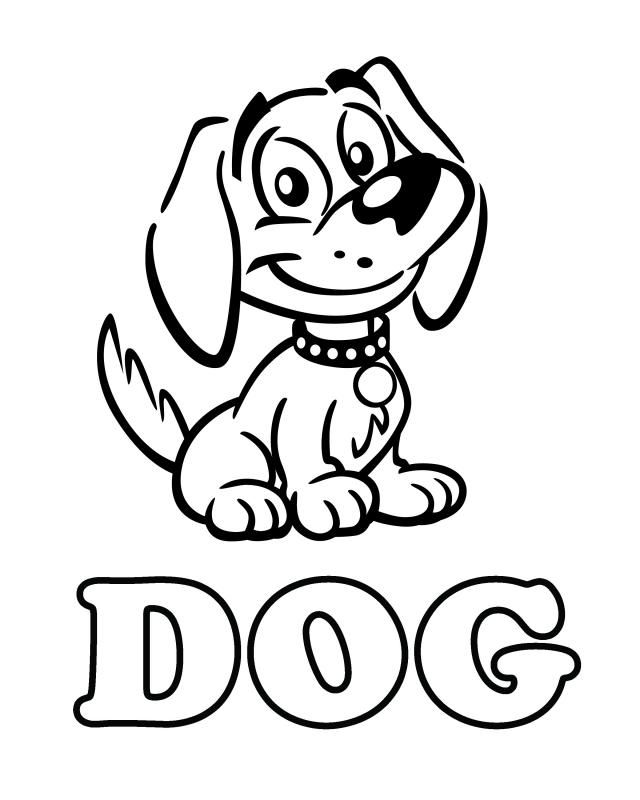 Cat And Dog Coloring Pages Collection Whitesbelfast Com