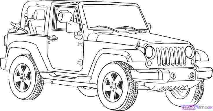 Jeep Coloring Pages Gallery Whitesbelfast