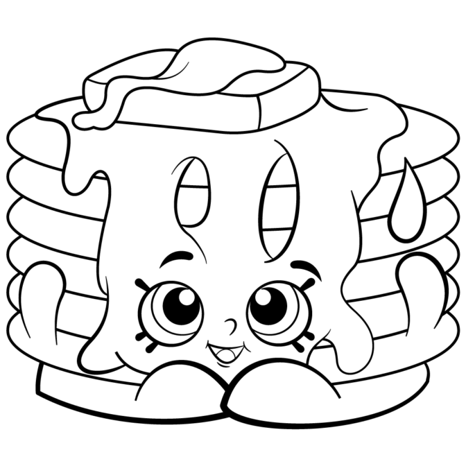 Free Shopkins Coloring Pages Pictures - Whitesbelfast.com