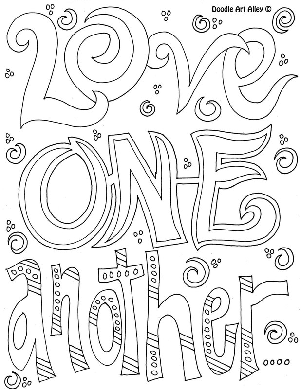 Kindness Coloring Pages Pictures - Whitesbelfast.com