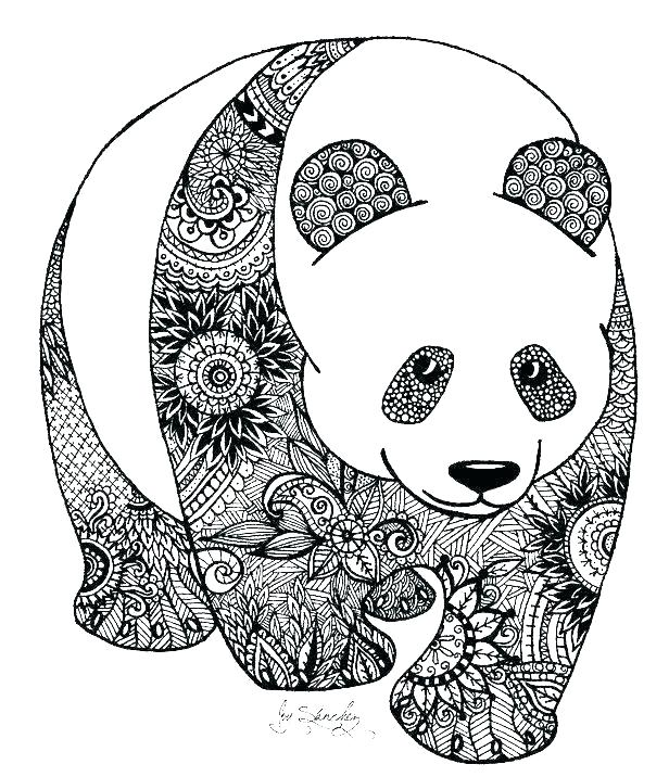 🎨 🎨 Panda Mother With Baby Panda Coloring Pages Free Printable Coloring  Pages For Girls And Boys | 716x616