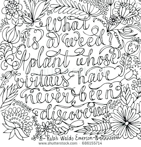 Quote Coloring Pages Gallery - Whitesbelfast.com