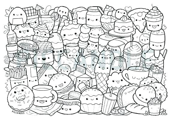 Free Printable Fantasy Coloring Pages | 403x570