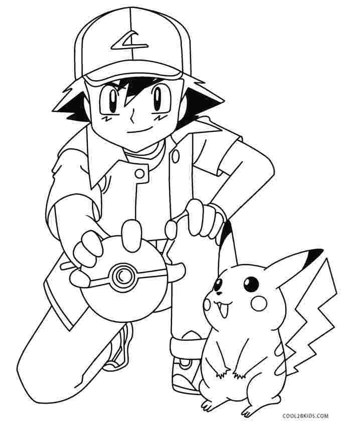 Pokemon Coloring Pages Pikachu Collection - Whitesbelfast