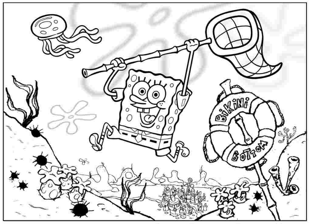 - Coloring Pages Spongebob Pictures - Whitesbelfast
