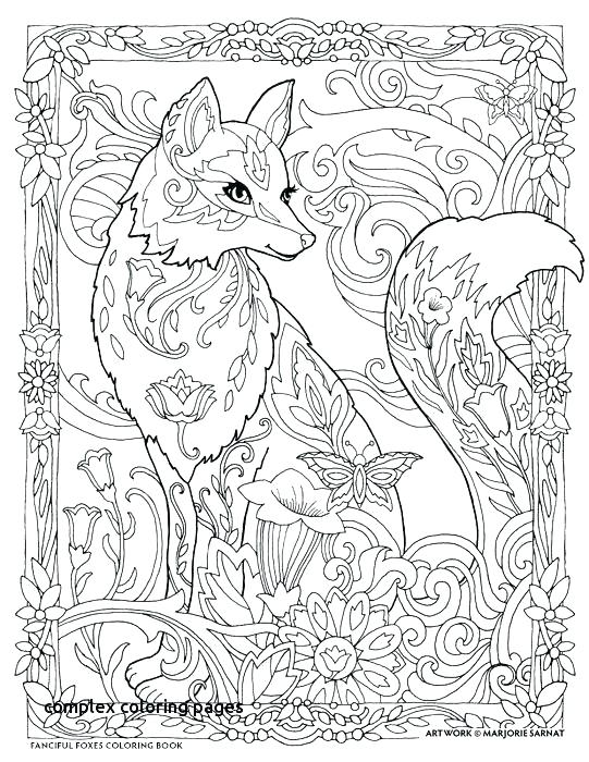 Complex Coloring Pages Collection - Whitesbelfast