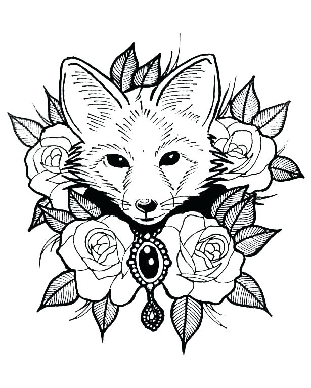 Coloring Pages Of Cute Animals Collection - Whitesbelfast