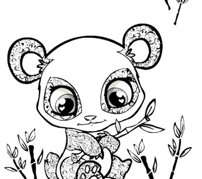 Cute Animal Colouring Pictures Total Update