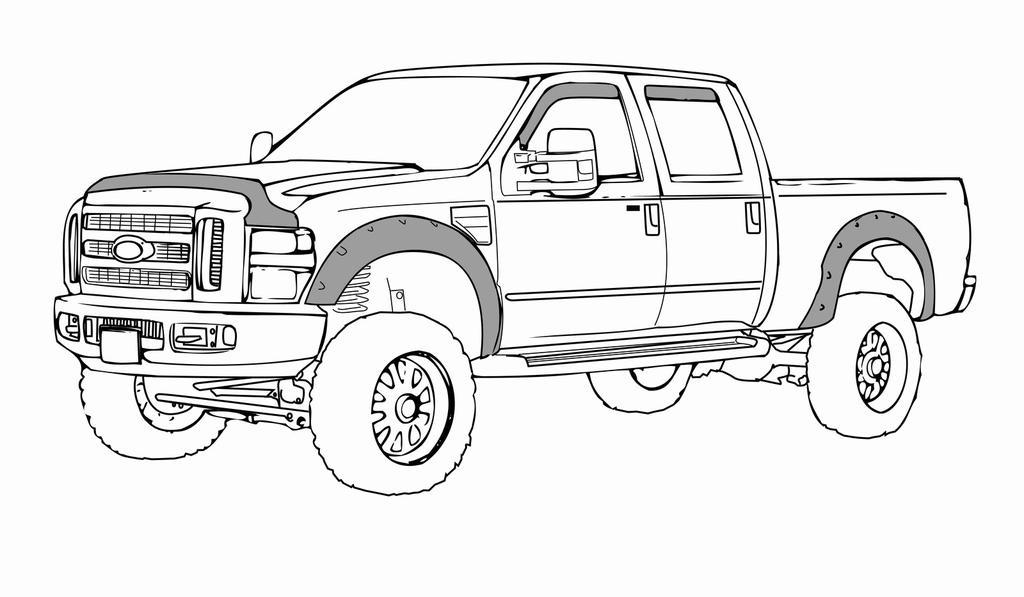 - Coloring Pages Trucks Gallery - Whitesbelfast