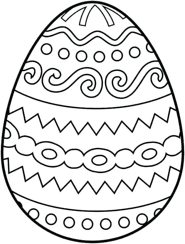 Pysanky Eggs coloring page | Free Printable Coloring Pages | 791x600