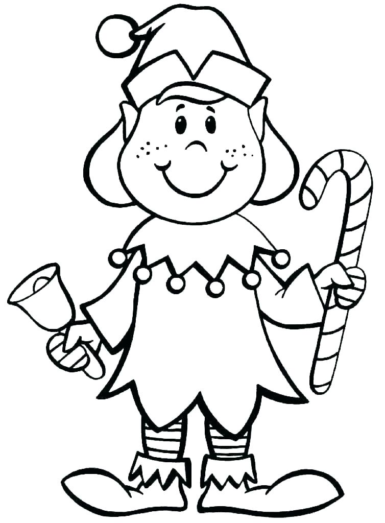 - Elf Coloring Pages Gallery - Whitesbelfast