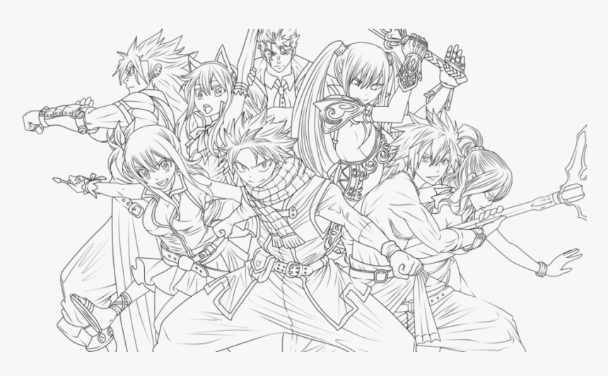 erza mal vorlage  fairy tail wizard group happy gray lucy