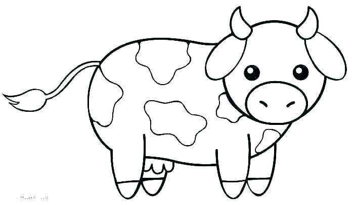 Free Coloring Pages Of Animals Picture - Whitesbelfast