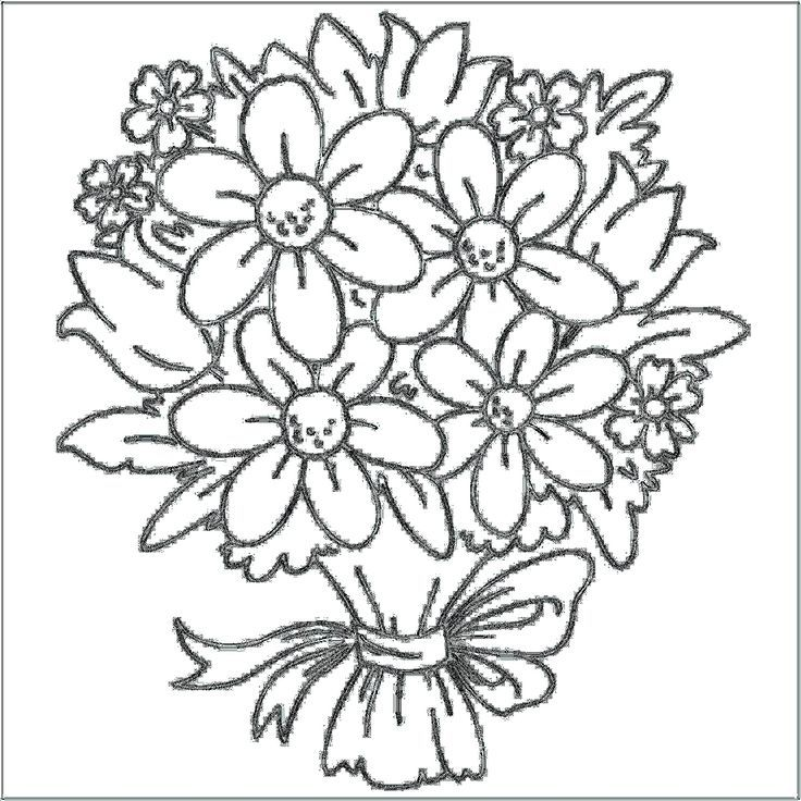 Free Coloring Pages Butterflies and Flowers - Get Coloring Pages   736x736