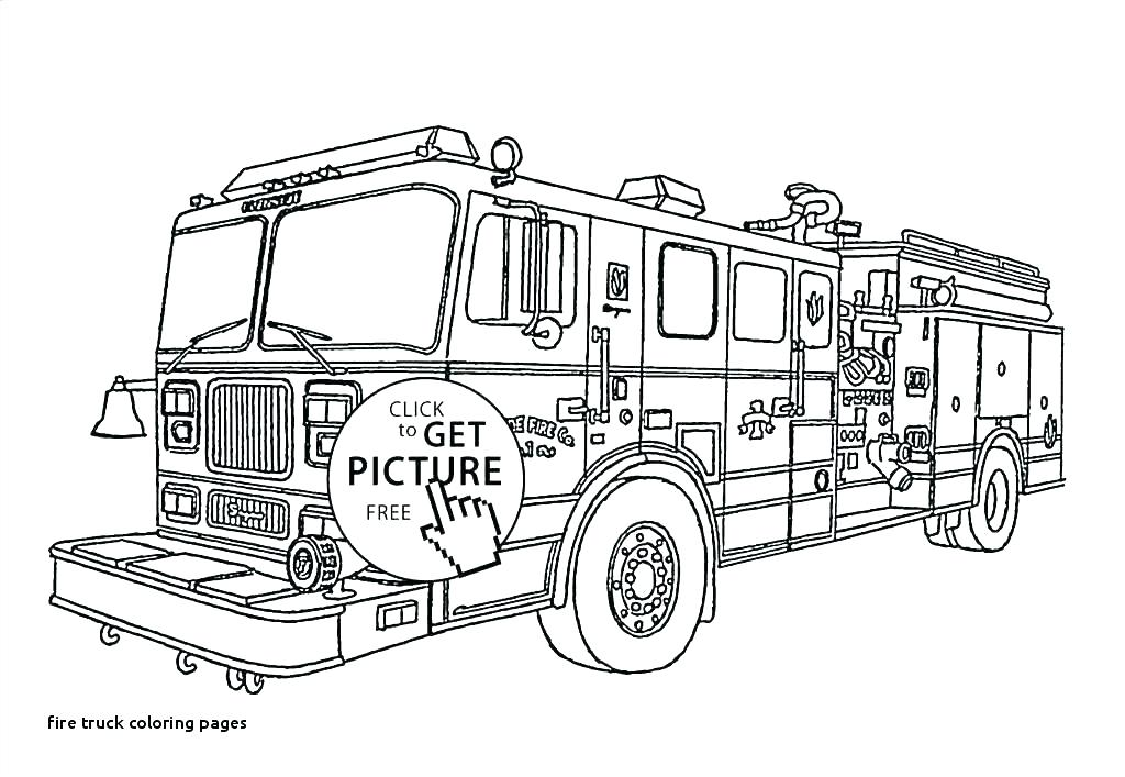22 Free Fire Truck Coloring Pages Picture Inspirations – azspring | 707x1024