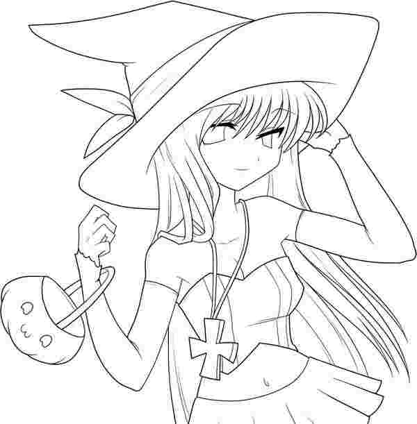 Coloring Pages Anime Idea Whitesbelfast