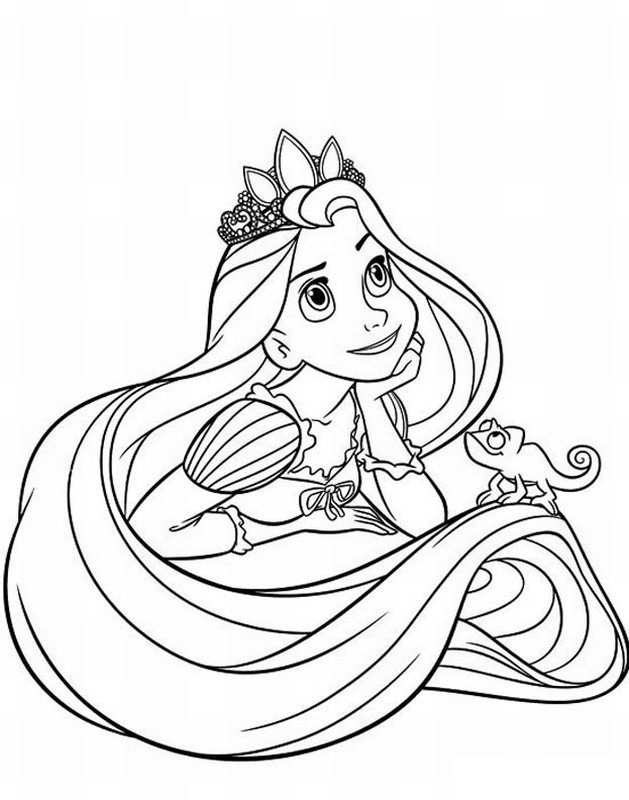 Princesses Coloring Pages Idea Whitesbelfast
