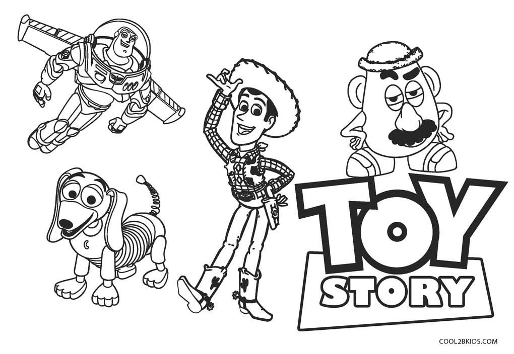 Toy Story Coloring Pages Ideas Whitesbelfast Com