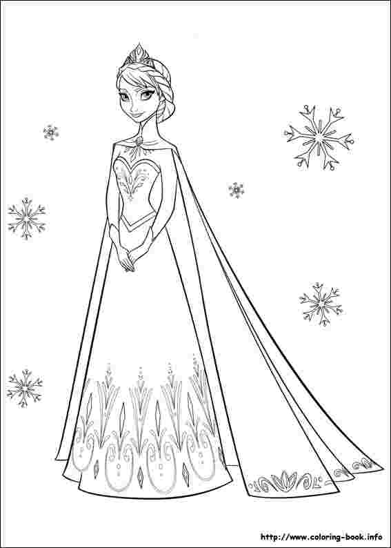- Elsa Coloring Pages Collection - Whitesbelfast