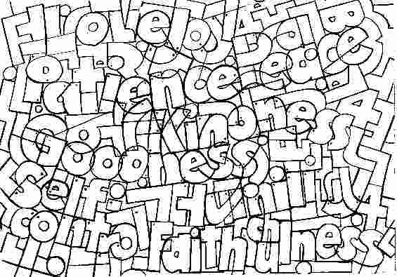 - Fruit Of The Spirit Coloring Pages Idea - Whitesbelfast
