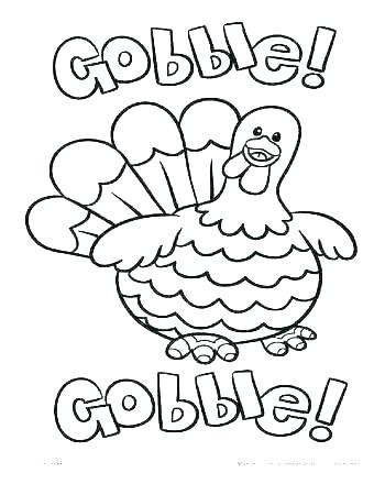 Happy Thanksgiving Coloring Pages Ideas - Whitesbelfast