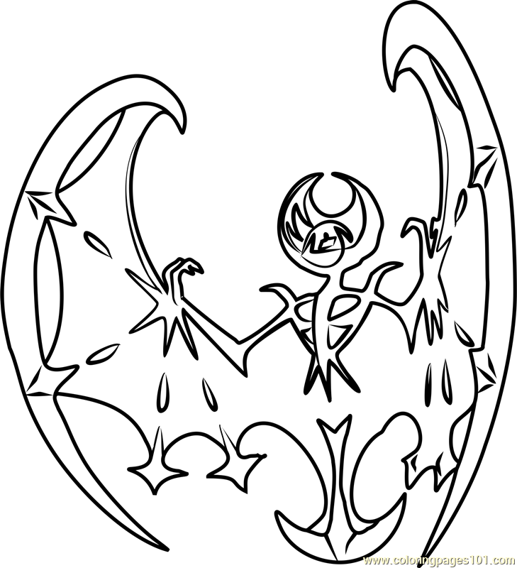 - Pokemon Coloring Pages Sun And Moon Ideas - Whitesbelfast