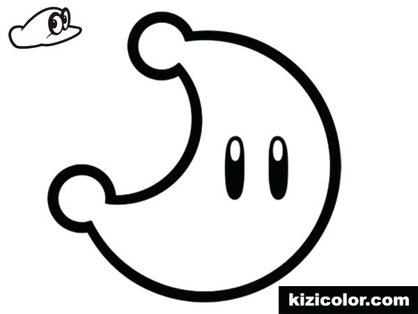 Super Mario Odyssey Coloring Pages Pictures Whitesbelfast Com