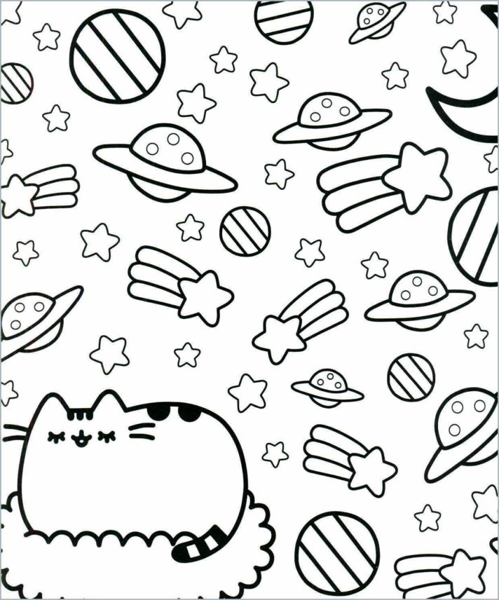 - Coloring Pages Pusheen Pictures - Whitesbelfast