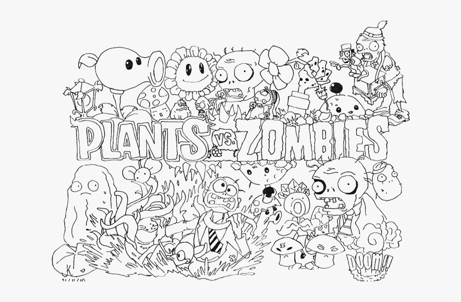 - Zombie Coloring Pages Picture - Whitesbelfast