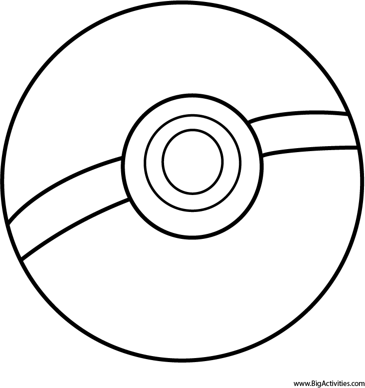 Pokemon coloring pages | Print and Color.com | 778x732