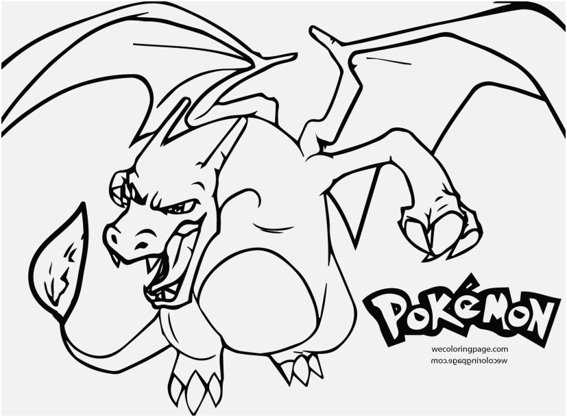 Charizard Coloring Pages Idea Whitesbelfast