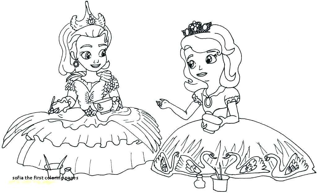 - Sofia The First Coloring Pages Gallery - Whitesbelfast