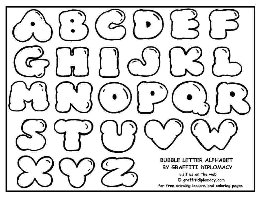 Alphabet Coloring Pages Pictures - Whitesbelfast.com