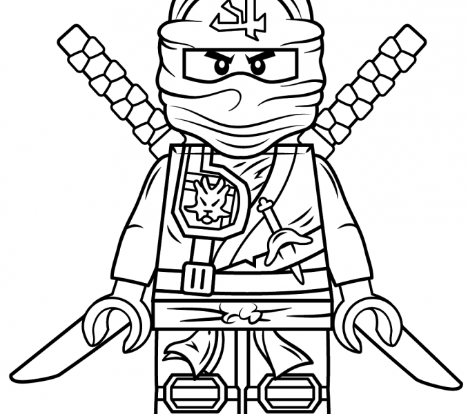 - Ninja Coloring Pages Picture - Whitesbelfast