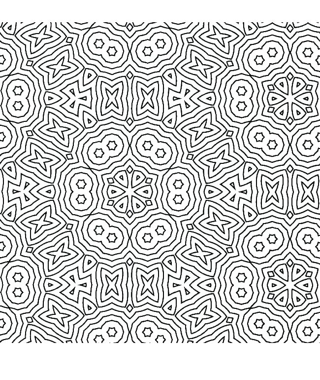 Pattern Coloring Pages Ideas Whitesbelfast
