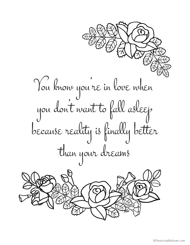 Adult Coloring Pages Quotes Ideas Whitesbelfast