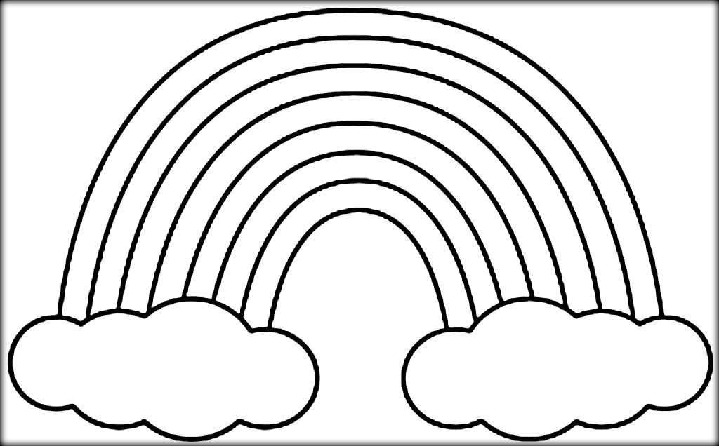 - Rainbow Coloring Pages Gallery - Whitesbelfast