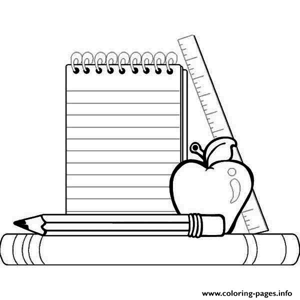 - School Coloring Pages Ideas - Whitesbelfast