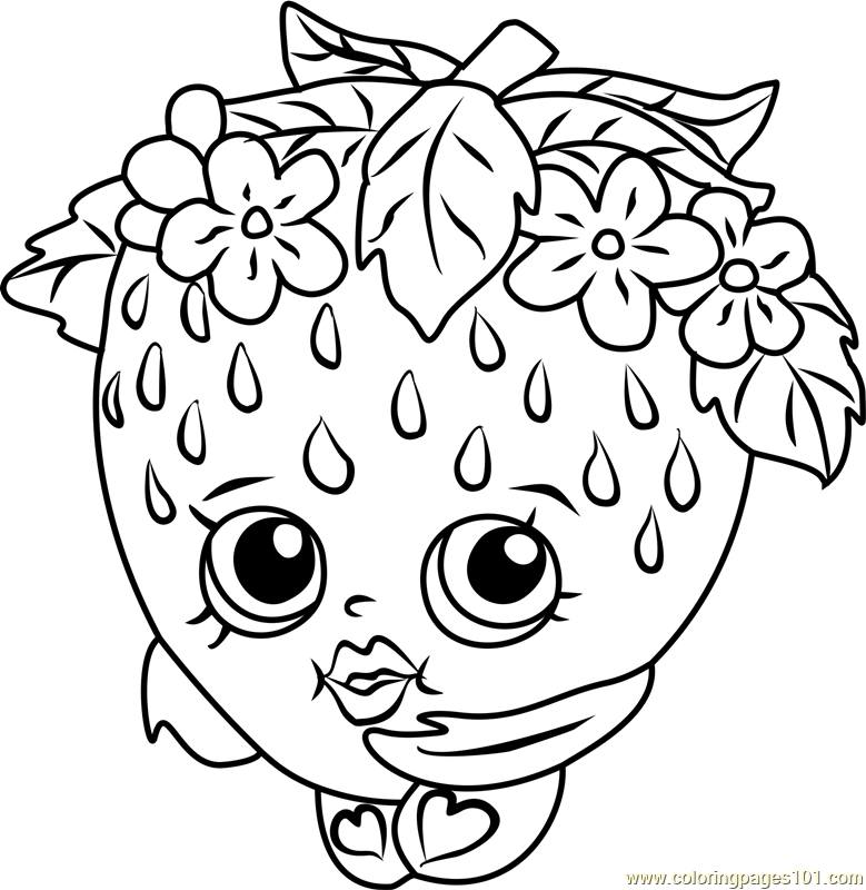 - Free Shopkins Coloring Pages Pictures - Whitesbelfast