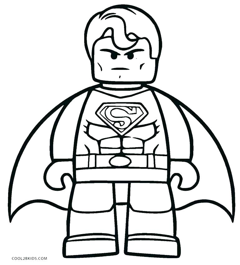 It's just a graphic of Superman Printable Coloring Pages inside new